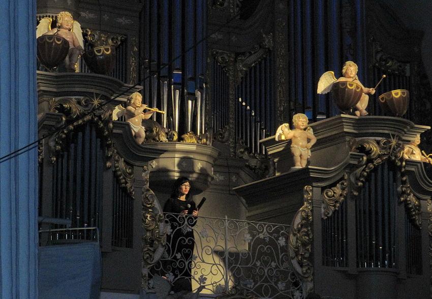Мини-концерты в кафедральном соборе калининграда
