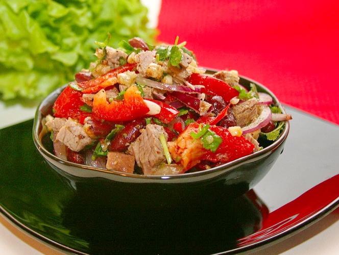 Говядина красной фасолью рецепты фото