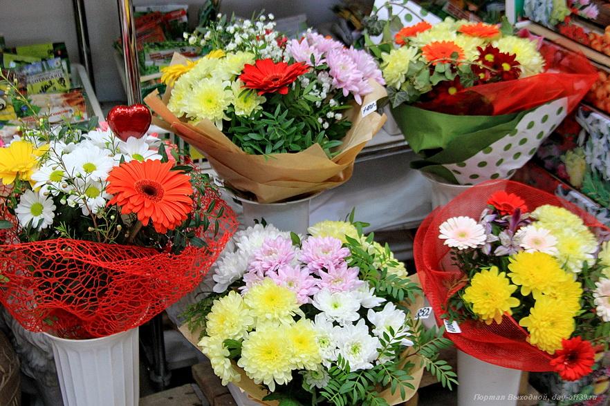 Заказать букет цветов в калининграде