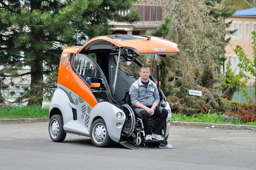 машина для инвалида